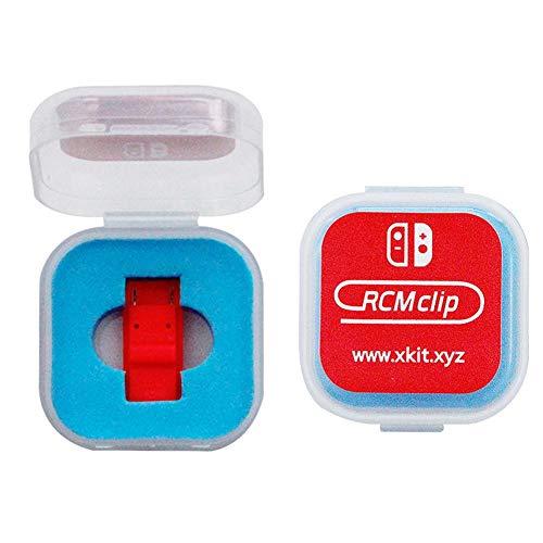 klammer für Nintendo Switch RCM-Werkzeug RCM Kurzschlusstools Archiv Modifizierte Shorting-Kits für die Änderung des Archivs Spielen GBA/FBA Anderen Simulator ()