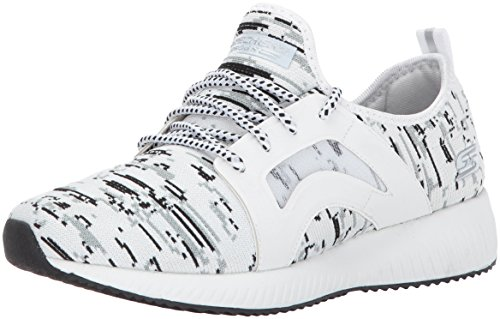 Skechers Womens Bobs Squad - Double Dare