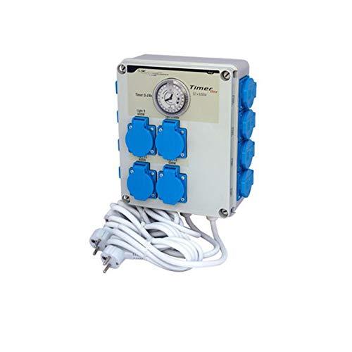 Timer Box II GSE - 12x600W - programmateur lampes de culture