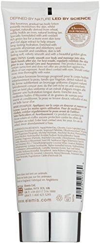 ELEMIS Total Glow Bronzing Body Lotion – Gradual Tan Body Moisturiser, 200ml