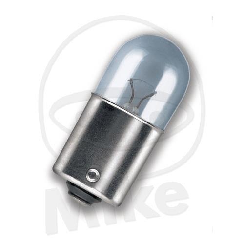 Preisvergleich Produktbild Glühbirne 12V R10W,  Sockel BA15S 5008