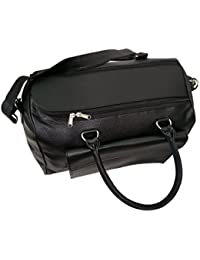 Essart PU Leather Crafted, Stylish, Luxury Look And Light Weight Luggage Bag / Carry Bag / Travel Bag / Duffel...