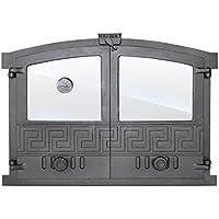 Puerta Del Horno para pizza Horno Puerta Madera del Horno Puerta Horno de piedra hierro fundido
