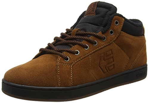 Etnies Fader MT, Chaussures de Skateboard Homme Marron - Braun (BROWN/BLACK/GUM/203)