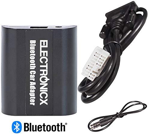Electronicx BTA-HON2 Digital Musik Adapter AUX Bluetooth Freisprecheinrichtung Musik autoradio Audio passend für Honda Acura Honda Odyssey Stereo