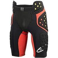 Pantaloncini protettivi Impact DBX 5.0 AirFlex colore nero taglia M Leatt