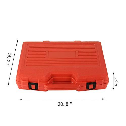 Generic * 9-Kugellager-Abzieher Set 10 Kugellager T1189 T1189 T1189 Lagerabzieher Funktion hydraulisch P Trenner Nabengetriebe Multi it 25 Stück Abzieher Set