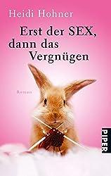 Erst der Sex, dann das Vergnügen: Roman (Heidi-Hanssen-Reihe, Band 2)