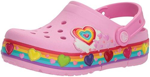 Crocs Crocband Fun Lab Lights Clog Kids