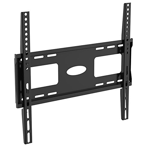 Iggual SPTV11 - Soporte TV Pared de Color Negro para Televisiones de 32-55