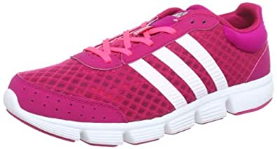 adidas Performance Men's Pink/White Breeze Running Shoes 9