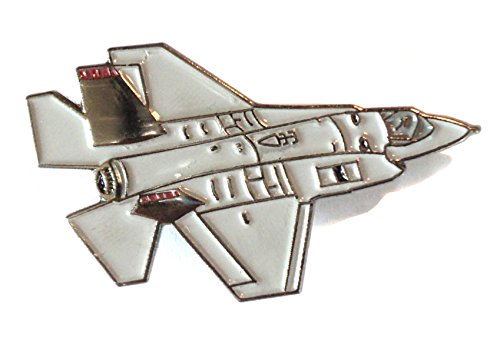 f35-lightning-stealth-multirole-usaf-raf-fighter-aviones-militares-metal-badge