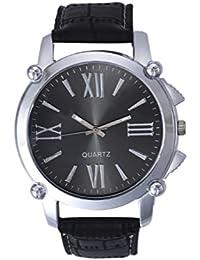 timelyo® Abschlussballkleid Herrenuhr Quartz Watch Replica Geschenk Geburtstag Schmuckstück Modus Zifferblatt schwarz