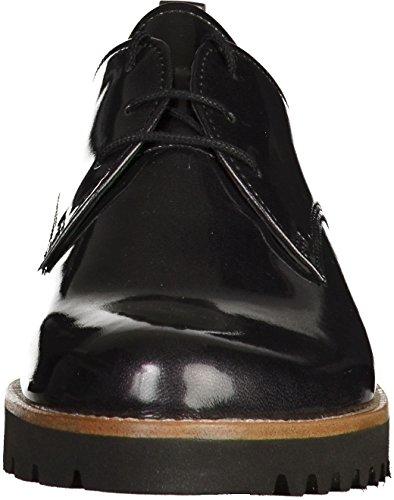 Gabor Shoes 32.665 Damen Geschlossen Anthrazit Lack