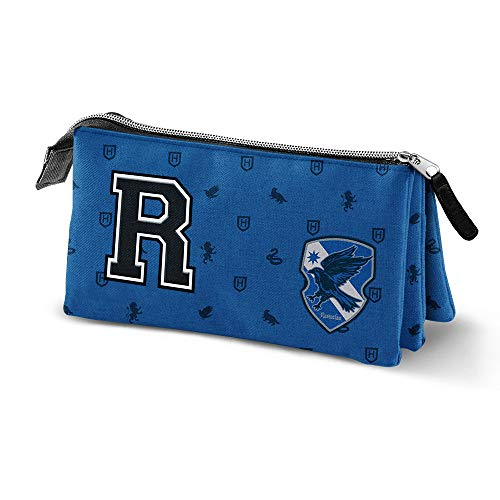 Karactermania Harry Potter Pride Ravenclaw, Estuches, 24 cm, Azul