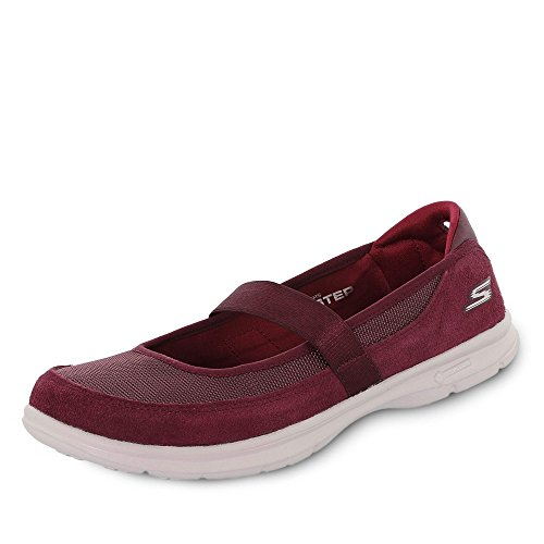 Skechers Go Step Ballerina Bordeaux