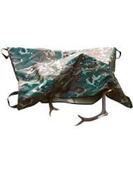 Benisport - Bolsa porta-caza mayor 150x100 cm, color camuflaje