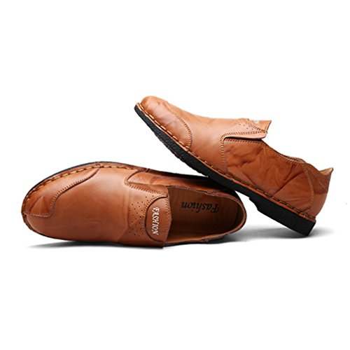 Feidaeu - Slippers Uomo Marrone