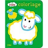 Les animaux de la ferme (Coloriages pour les tout-petits)
