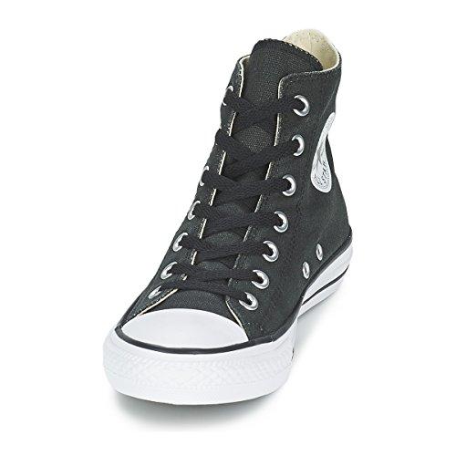Converse Ct Coat Wash Hi, Unisex - Erwachsene Hohe Sneakers Schwarz