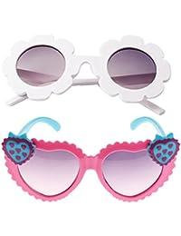 Amazon.fr   Violet - Lunettes de soleil   Accessoires   Vêtements 747362ae24ba