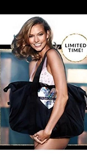 Victorias Secret 2014 Official Fashion Show Tote Duffle Getaway Bag