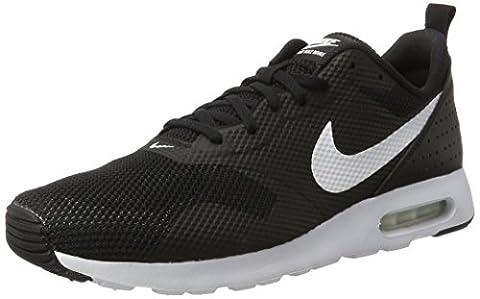Nike Herren Air Max Tavas Sneaker, Mehrfarbig (Black / White), 46 EU