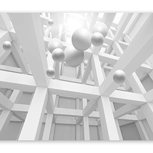murando - Papier peint intissé - 100x70 cm - Papier peint - Tableaux muraux - Déco - XXL- abstraction 3D a-C-0029-a-a