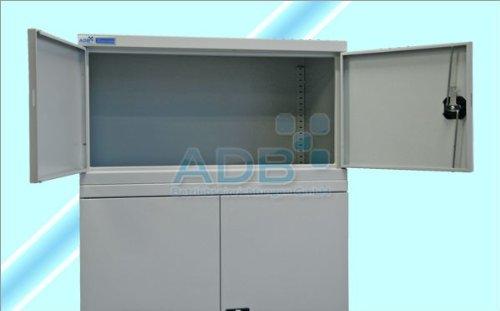 ADB Aufsatzschrank groß zu 40846 Werkzeugschrank/Flügelschrank 50x95x50 cm