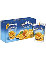 Capri-Sun Orange Drink, 10 x 200 ml
