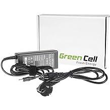 Green Cell® Cargador Notebook CA Adaptador para Packard Bell EasyNote MX45 Ordenador (Salida: 19V 3.42A 65W, Dimensiones de la clavija: 5.5-1.7mm) Laptop Cable de Alimentación para PC Portátil