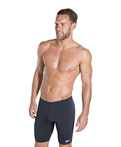Speedo Herren Badeshorts Essential Endurance Plus Blau (Navy)