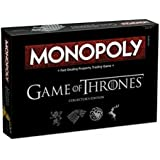 Jeu de société - Game Deluxe Monopoly of Thrones