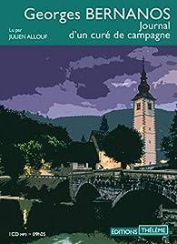 Journal d'un curé de campagne par Georges Bernanos