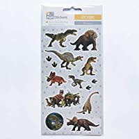 Fun Stickers Dinosaurs Theme