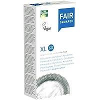 Fair Squared XL 60 (8 geräumige Fair Trade Kondome) preisvergleich bei billige-tabletten.eu