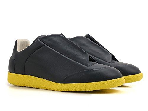 basket-maison-margiela-homme-en-cuir-noir-code-modele-s37ws0275-sx8966-965-taille-39-eu-5-uk