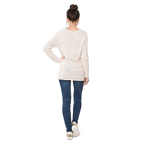 Pull Kaporal Ryan Off White Beige