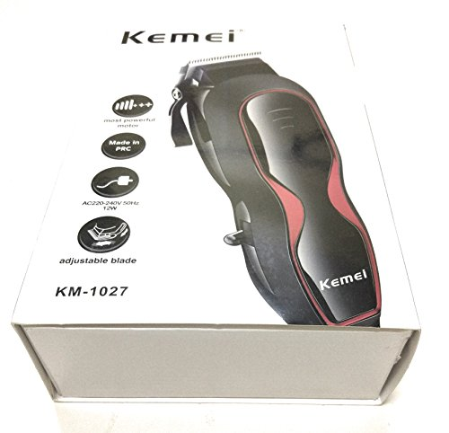 EZ Life Kemei Km-1027 Professional Electric Hair Trimmer Grooming Set for Men (Multicolour)