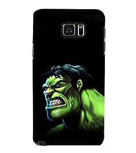 printtech Superhero avengers Back Case Cover for Samsung Galaxy Note 5 N920
