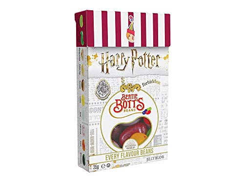 Harry Potter Bertie Bott's Every Flavour Jelly Belly Beans 1.2 OZ (34g) (3 Boxes)