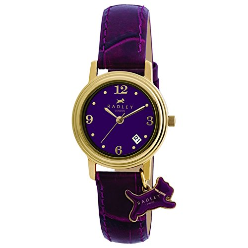 Radley RY2008 – Watch, Leather Strap Color Purple Best Price and Cheapest