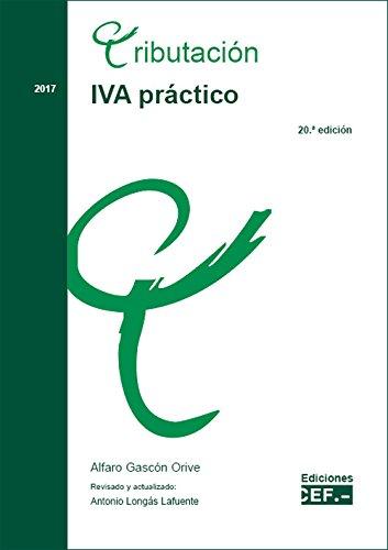 IVA PRÁCTICO por A. LONGÁS LAFUENTE