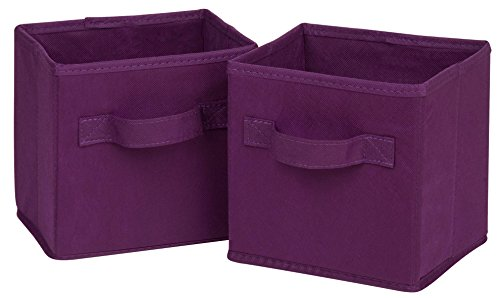 honey-can-do-international-mini-non-woven-foldable-cube-pack-of-2-purple