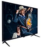 Onida 124.46 cm (50 Inches)  4K UHD LED TV 50UIR (Black)