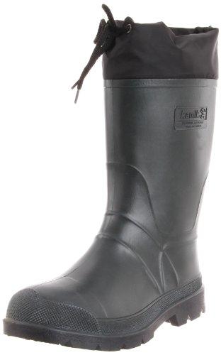 Kamik Hunter B20112, Stivali di gomma uomo Verde (Grün (khk))