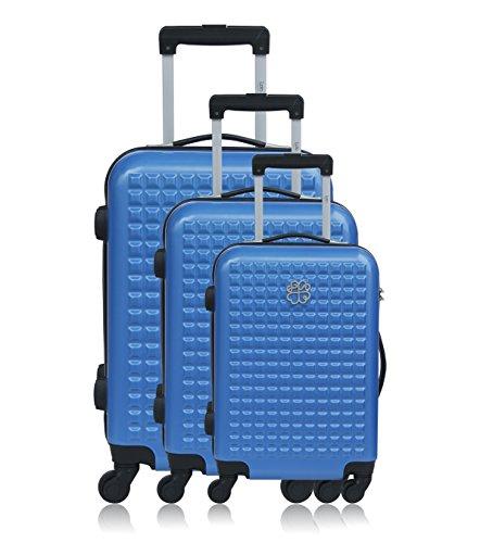 Les P'tites Bombes Set di valigie, navy (blu) - BD-12213