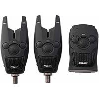 3 Stück ProLogic SMW Bite Alarm elektronischer Bissanzeiger LED Snag Ear Bissanzeiger Angelsport
