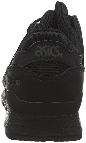 Asics HL6A2, Scarpe da Trail Running Unisex – Adulto Nero