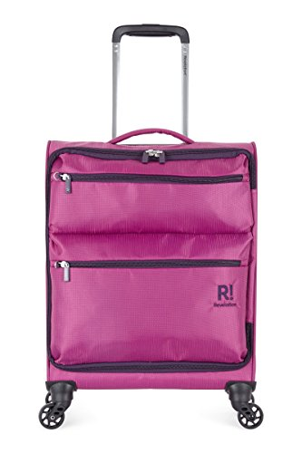 Revelation Weightless D4 C1 4W Std Cabin Spinner Pink Maleta, 55 cm, 33 liters, Rosa (Pink)